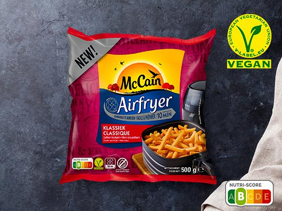 Airfryer Frites Classique