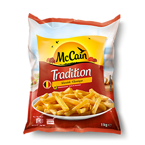 Tradition friteuse friet